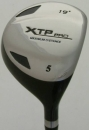 XTP Driver - dámský nebo pánský, Grafit