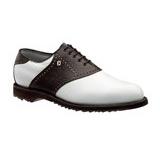NIKE - d�msk� golfov� boty Classic b�l�/hn�d� nebo b�l�/�ern�