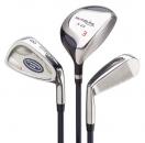 Golf set Starter   - NEJLEVNĚJŠÍ CENA! dámský golfový set - golfové hole a bag