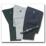 Golf kalhoty PGA Tour Wrinkle Free Cotton Chino Trousers - prodloužené nebo normalní délka!
