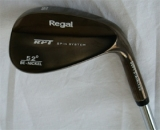 Golf wedge s rotací ! REGAL WEDGES SPIN - Lob Wedge SPIN - NOVINKA!