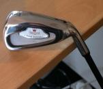 Jedotlivé železo - grafit - pánské nebo dámské č. 3 až 9, pravá, golfové hole od 490 Kč - viz www.golfinternational.cz