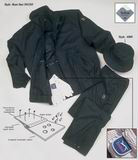 Golf souprava Voděodolná bunda a kalhoty PGA Tour - AKCE BLACK FRIDAY