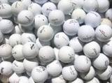 Golf míčky cvičné tříděné - NIKE, CALLAWAY, TOPFLITE, aj.