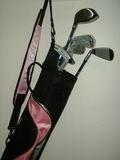 Golf In Starter set - dámský, ocel nebo grafit - s bagem