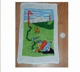 MAGIC Golf BALL - golfový ručníček v golfovém míčku
