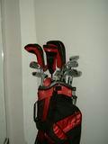 Golf set Regal POWER PLUS pánský GOLF set -grafit/ocel - výběr barvy bagu! - AKCE