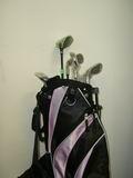 Lady golf 1/2 set Classic  - dámské golfové hole a bag