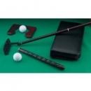 Skládací golf patr s jamkou a míčky - cestovní nebo do kanceláře