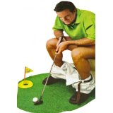 Golf Putter Trainer Set - Humorný Golf Dárek - BLACK FRIDAY
