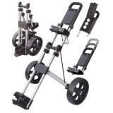 Super skládací golf vozík 2 - rámový Longridge Twin Frame - hliníkový