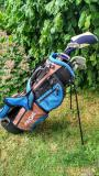 Lady 7+1 golf set GRAFIT - dámský 8 holí - AKCE BLACK FRIDAY