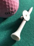 UNIKÁTNÍ šperkové GOLF MARKOVÁTKO - Golf Girl Stříbrné, hand made! Puncováno