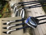 Luxusní Golf set želez MIZUNO - grafit - TOP SLEVA