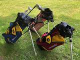JUNIOR dětské golf bagy Pro Select - různé velikosti a barvy