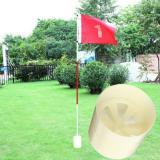 Golfová jamka s praporkem GOLF FLAG SET