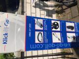 KLICK-N-GO - skládací golf vozík GOLF TROLLEY - SLEVA