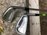 MIZUNO MX-60 nebo MX-20 železo č.6 - jednotlivé golf železo, ocel, pánské