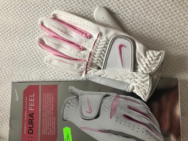 NIKE LADIES GOLF GLOVE - dámská golf rukavice DURA FEEL