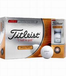Golf míčky MIX - 6 ks různé značky - WILSON, Callaway, Nike, Titleist aj. - zvětšit obrázek