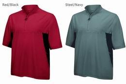 Větrovka Adidas Climaproof Wind ½ Zip Short Sleeve Wind Shirt - AKCE BLACK FRIDAY - zvětšit obrázek