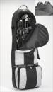 TRAVEL GOLF BAG  REGAL - cestovní obal, taška na golfové hole - kolečka, černá nebo černá se šedou - zvětšit obrázek