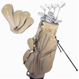 LADY PETITE golf set , grafit - NEW! zkrácená délka, dámské golfové hole s bagem - zvětšit obrázek