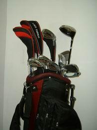 Golf set + OBUV nebo PGA triko - kompletní Golf Package Set - SUPER AKCE!  - zvětšit obrázek