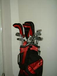 Golf set Regal POWER PLUS pánský GOLF set -grafit/ocel - výběr barvy bagu! - BLACK FRIDAY - zvětšit obrázek