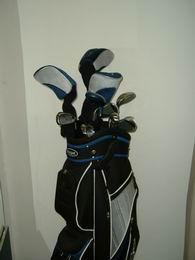 GOLF SET REGAL TOUR  - pánský golfový set, OCEL nebo GRAFIT - AKCE! - zvětšit obrázek