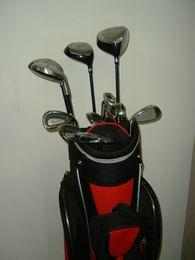 Golf sada Regal Lady Classic GOLF set - grafit, dámské golfové hole s bagem - zvětšit obrázek