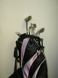 Lady golf 1/2 set Classic  - dámské golfové hole a bag - AKCE JARNÍ  ÚKLID - zvětšit obrázek