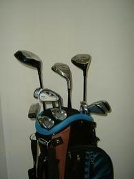 Golf hole, golfový set dámský Lady Monarch Regal Golf - zvětšit obrázek