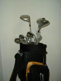Dámské golfové hole a bag - kompletní golf set Tour Select Lady,  Grafit - zvětšit obrázek