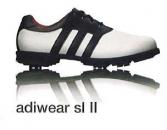Adidas Lady Golf boty AdiWear - dámské golfové boty- PODZIMNÍ SLEVY - zvětšit obrázek
