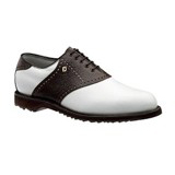 NIKE - dámské golfové boty Classic bílá/hnědá nebo bílá/černá - VÝPRODEJ! - zvětšit obrázek