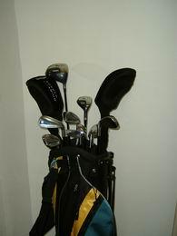 Golf hole set prodloužený + 1´ Regal Golf PRO - zvětšit obrázek