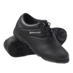 Golf obuv Dunlop Classic, černá nebo bílá, pánská - zvětšit obrázek
