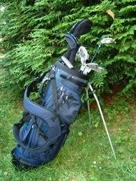 Golf set + 1 inch prodloužený XTP Regal - KVALITA!  - zvětšit obrázek