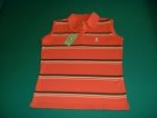 Golf polo dámské Lady PGA Coral, bez rukávů - AKCE  - zvětšit obrázek