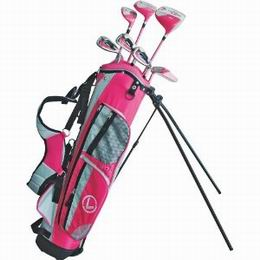 Juniorský golf set Longridge Challenger Cadet 13-16 let Dívčí - AKCE Poslední set + DÁRKY ZDARMA - zvětšit obrázek