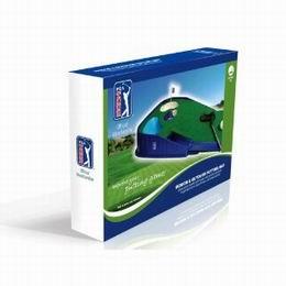 Golf jamka trenovací PGA Tour s podložkou - zvětšit obrázek