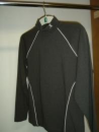 Dámské golf triko s dlouhým rukávem Lady PGA tour- béžová, cihlová nebo šedá - zvětšit obrázek