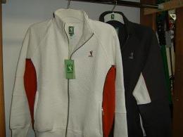 Golf mikina, bunda dámská LPGA - celý zip- VÝPRODEJ - zvětšit obrázek