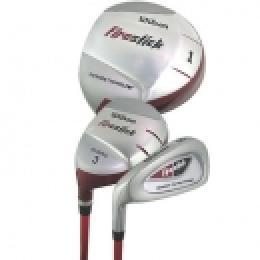 Golf hole - sada 4 základní golf hole pro začátečníky, pánská nebo dámská - zvětšit obrázek