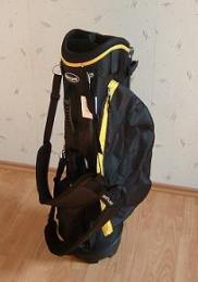 Golf Stand Bag REGAL ULTRA - stříbrná nebo žlutá - zvětšit obrázek
