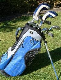 Lady golf set dámský + Dárky !- Různé barvy bagu - AKCE JARO 2021 - zvětšit obrázek