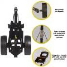 Mini GOLF VOZÍK PawaKaddy MICRA 600 - kompaktní - zvětšit obrázek