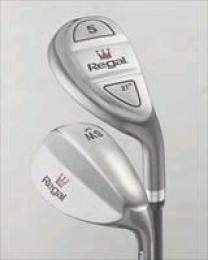 Regal Golf celohybridní pánský golf set AZ s bagem - grafit, SUPER SLEVA - zvětšit obrázek