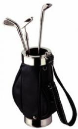 Golf dárek - mini golf bag s propisky- SLEVA - zvětšit obrázek